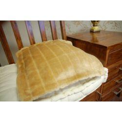 Funda de almohada MINK beige