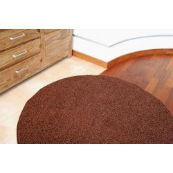 Ковер круг SPHINX коричневый