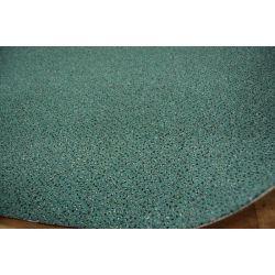 Velour szőnyegpadló szőnyeg TECHNO CSILLAG 490 zöld