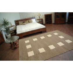 Tappeto JAZZY CALM scuro beige