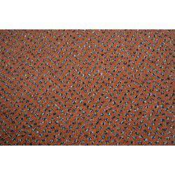 Teppichboden VELOURS TECHNO STAR 140 Terrakotta