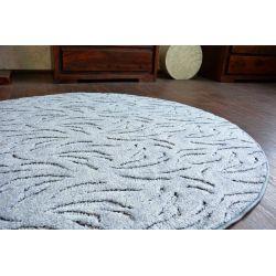 Ivano szőnyeg kör szürke