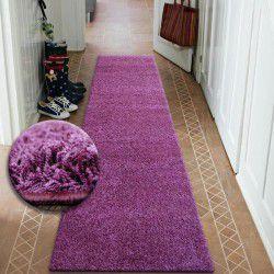Traversa Shaggy 5cm violet