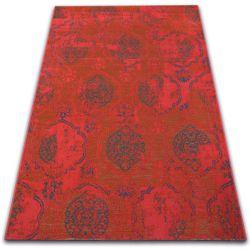 Tapis Vintage 22213/021 rose classique