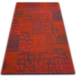 Tapis Vintage 22215/021 rose patchwork