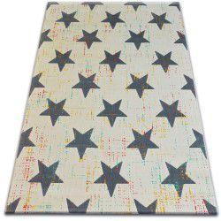 Alfombra SCANDI 18209/063 - Estrellas