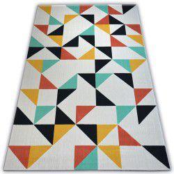 Alfombra SCANDI 18214/063 - Triángulos