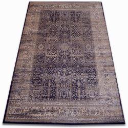 szőnyeg heat-set Jasmin 8580 fekete