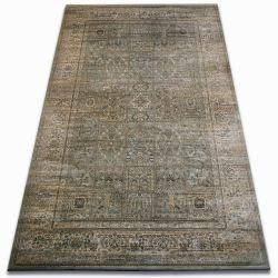 szőnyeg heat-set Jasmin 8580 zöld