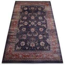 szőnyeg heat-set Jasmin 8628 fekete