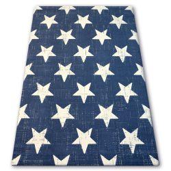 Alfombra SCANDI 18209/091 - Estrellas