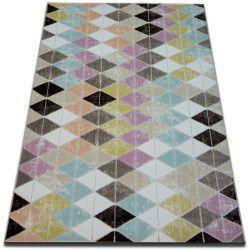 Alfombra acrílica YAZZ 7660 color pastel