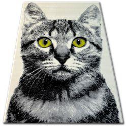 Koberec BCF FLASH 33319/160 - Kočka