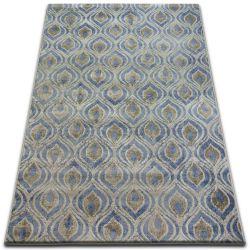 Drop jasmine szőnyeg 030 L.kék/Füst