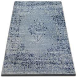 Drop jasmine szőnyeg 455 L.kék
