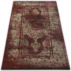 Drop jasmine szőnyeg 456 Rozsda/D.Bézs