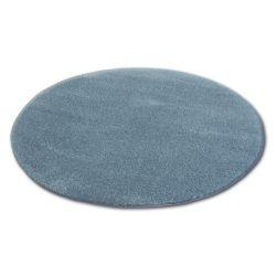 Kulatý koberec SHAGGY MICRO šedá