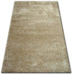 Alfombra SHAGGY NARIN P901 beige oscuro