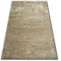 Shaggy narin szőnyeg P901 sötét bézs