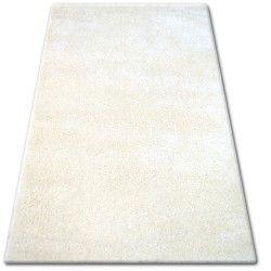 Koberec SHAGGY NARIN P901, krémová, bílá
