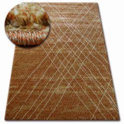 Shadow szőnyeg 9367 rozsda / arany