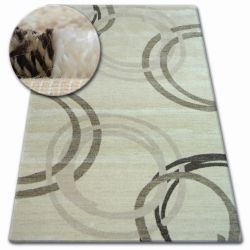 Tappeto SHADOW 8645 crema / beige chiaro