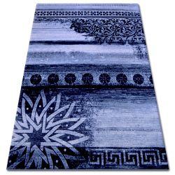 Teppich ACRYL FLORYA 0185 aschgrau