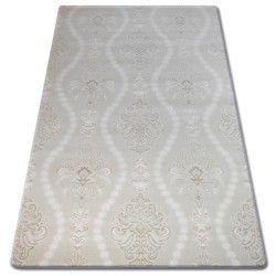 Teppich ACRYL FLORYA 0281 Cream/White