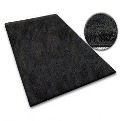 Ковролин SHAGGY 5 см черный
