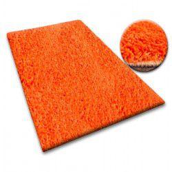 Ковролин SHAGGY 5 см оранжевый