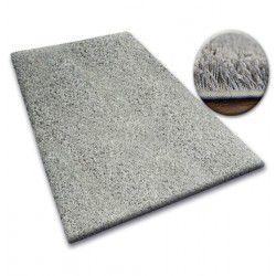 Matta - vägg till vägg SHAGGY 5cm grå