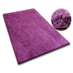 Ковер SHAGGY 5 см фиолетовый