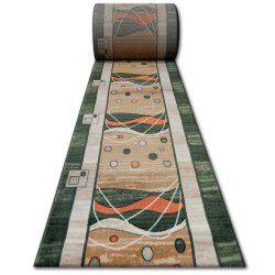 Heat-set futó szőnyeg PRIMO 4626 zöld