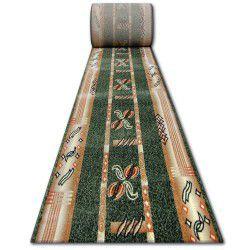 Heat-set futó szőnyeg PRIMO 5123 zöld