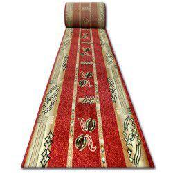 Heat-set futó szőnyeg PRIMO 5123 piros