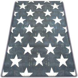 Alfombra SCANDI 18209/071 - Estrellas