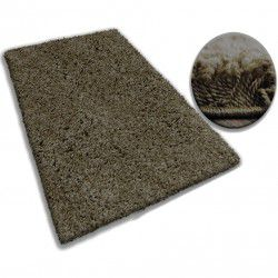 Teppich SHAGGY GALAXY 9000 braun