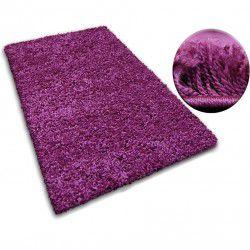 Ковер SHAGGY GALAXY 9000 фиолетовый