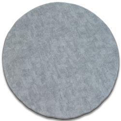 Pozzolana szőnyeg kör ezüst
