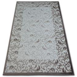 Akril yazz szőnyeg 3765 D.Bézs/L.Bézs